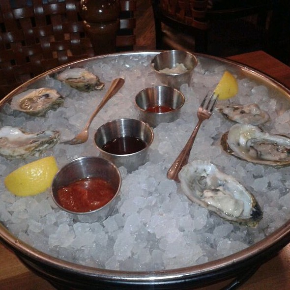 Oysters - GrillMarX Steakhouse & Raw Bar, Olney, MD