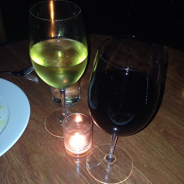 Davio's Chardonnay and Davio's Cabernet - Michael's - Santa Monica, Santa Monica, CA
