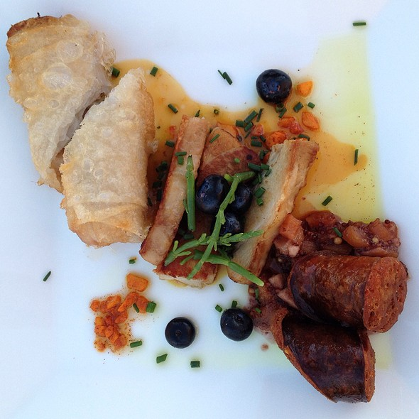 Pork Trilogy - Kamuela Provision Co., Waikoloa, HI
