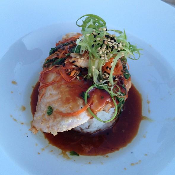 Ginger Steamed Mongchong - Kamuela Provision Co., Waikoloa, HI