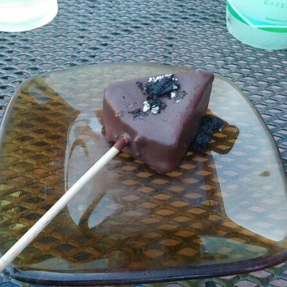 Oreo Cookie Cheesecake Lollipop  - Nosh, Colorado Springs, CO