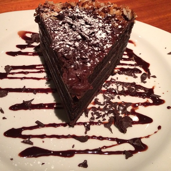 Chocolate Ganache Cake - III Forks - Jacksonville, Jacksonville, FL