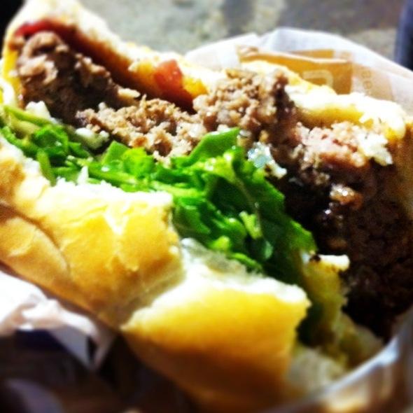 #Yegalleyburger - Mcleod Tavern, Edmonton, AB