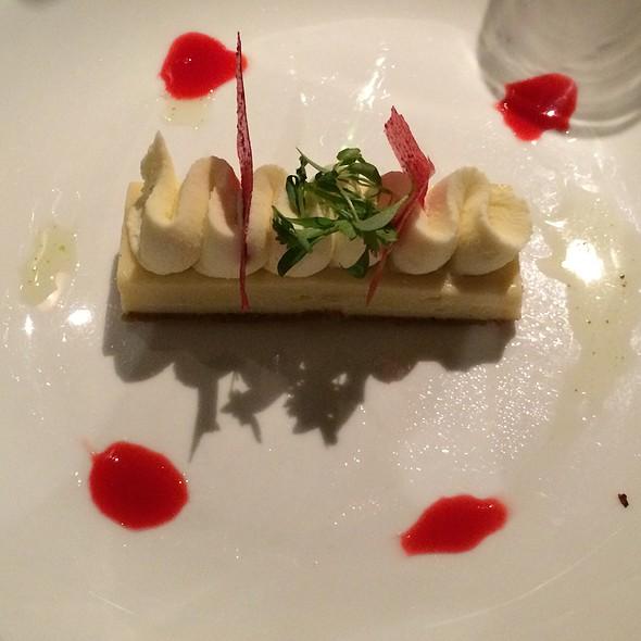 Key Lime Pie - Nick & Stef's Steakhouse - Los Angeles, Los Angeles, CA