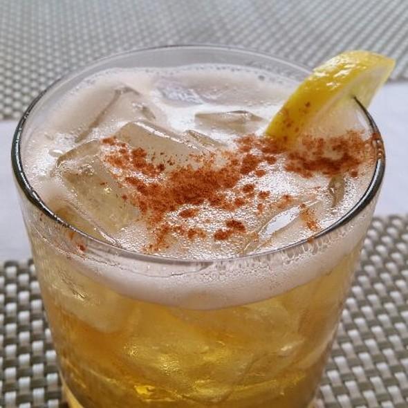 Apple Bourbon Crush - Poogan's Porch Restaurant, Charleston, SC