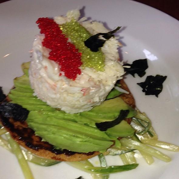 Crab Salad - Terrapin Restaurant, Rhinebeck, NY