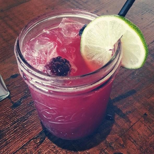 Blackberry Citrus Cocktail - BarnLight Eatery, Frisco, TX