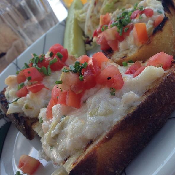 Crab Toastie - Anthony's Pier 66, Seattle, WA