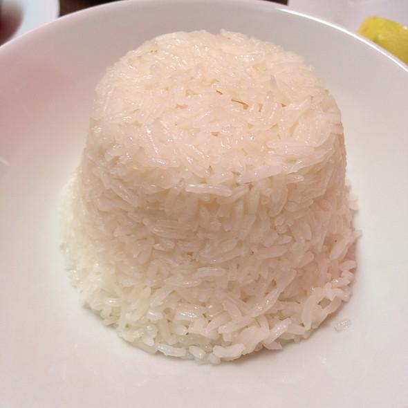 jasmine rice - Novecento - Brickell, Miami, FL