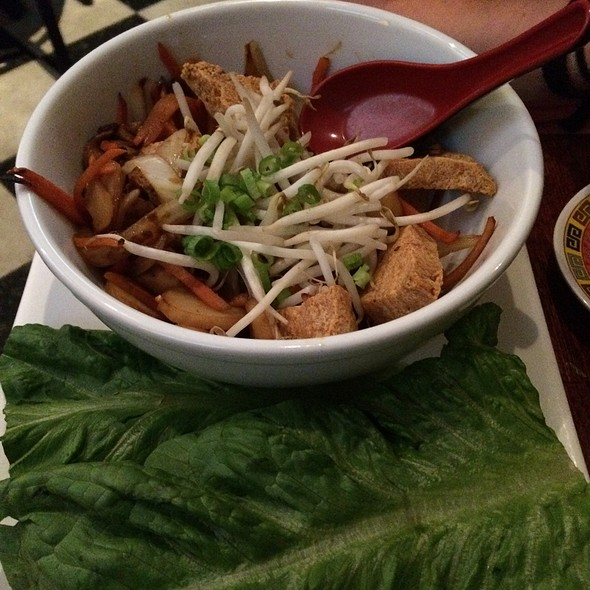 Lettuce wraps - Sticky Rice - Baltimore, Baltimore, MD
