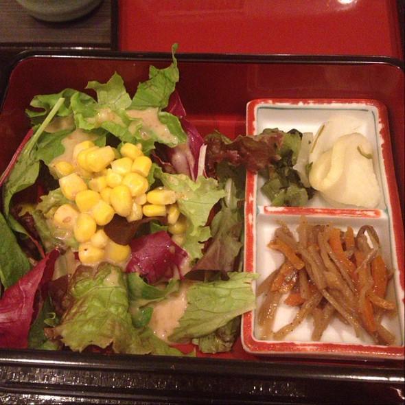 Salad - Kobe Beef Kaiseki 511, Minato-ku, Tokyo