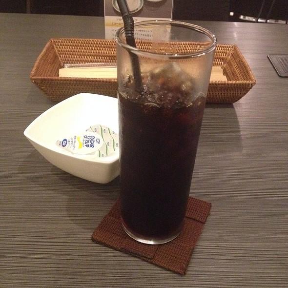 Ice Coffee - Kobe Beef Kaiseki 511, Minato-ku, Tokyo