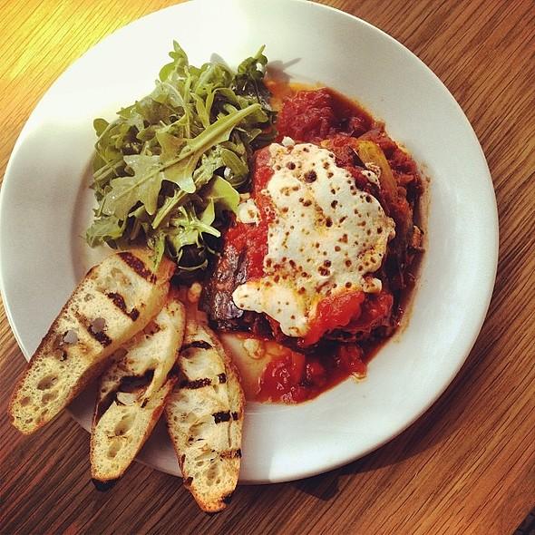 Veggie Lasagna - Spiegel, New York, NY