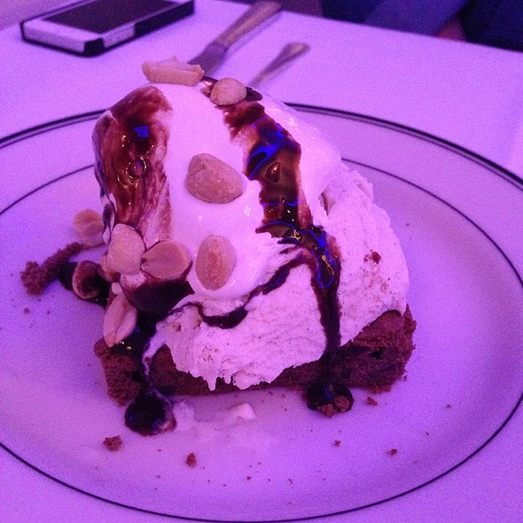 Tin Roof Sundae - Oceanaire Seafood Room - Minneapolis, Minneapolis, MN