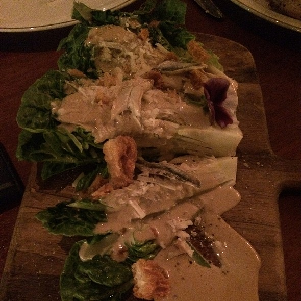 Baby Wedge Salad - Blue Duck Tavern, Washington, DC
