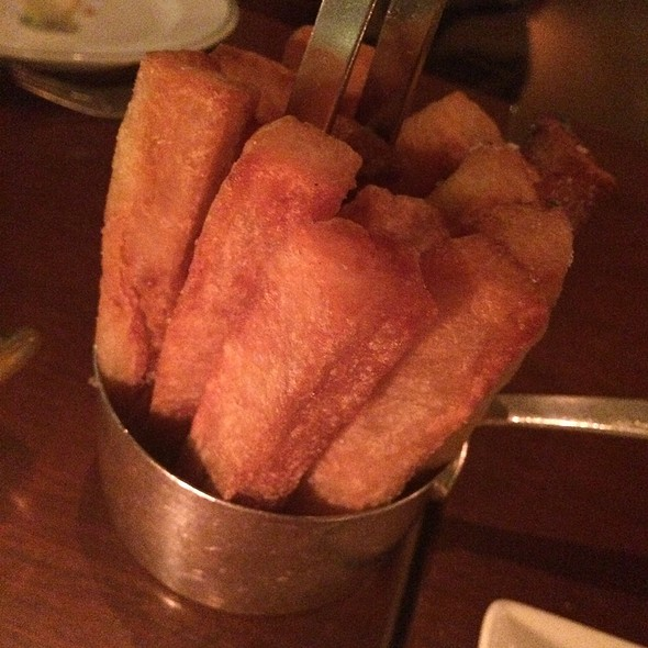 Hand Cut Fries - Blue Duck Tavern, Washington, DC