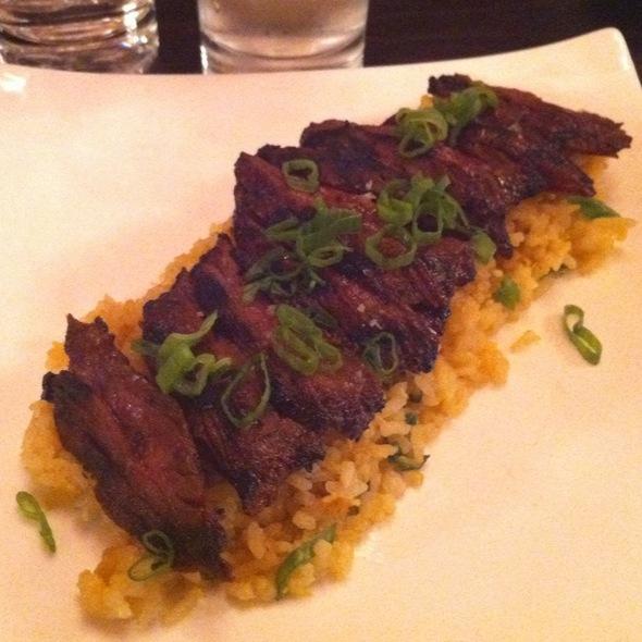Skirt Steak - Sojourn Restaurant, New York, NY