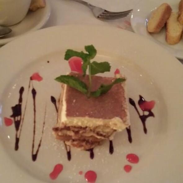 Tiramisu - Luce Restaurant & Enoteca, New York, NY