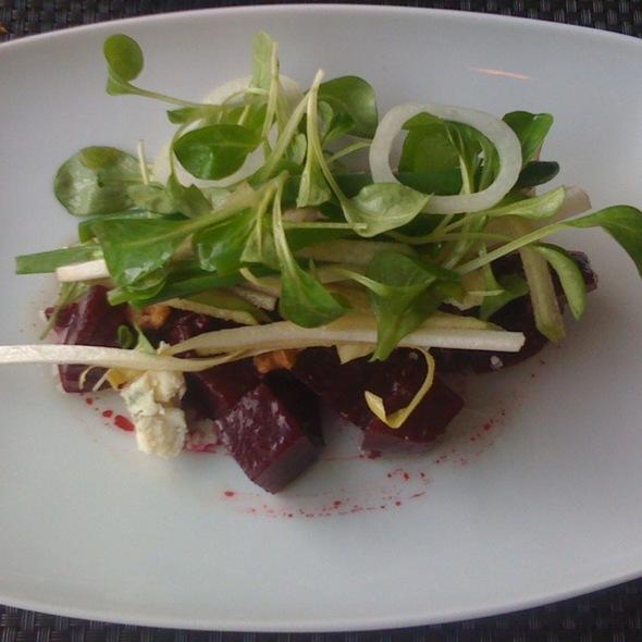 Roasted Beet Salad - BLT Steak Atlanta, Atlanta, GA