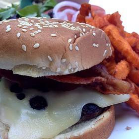 Bacon Cheeseburger - Triptych, San Francisco, CA