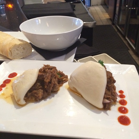 steamed buns - Sonoma Wine Bar & Bistro - Virginia Beach, Virginia Beach, VA