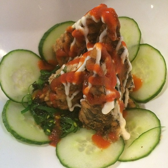 Volcano Roll - Sonoma Wine Bar & Bistro - Virginia Beach, Virginia Beach, VA