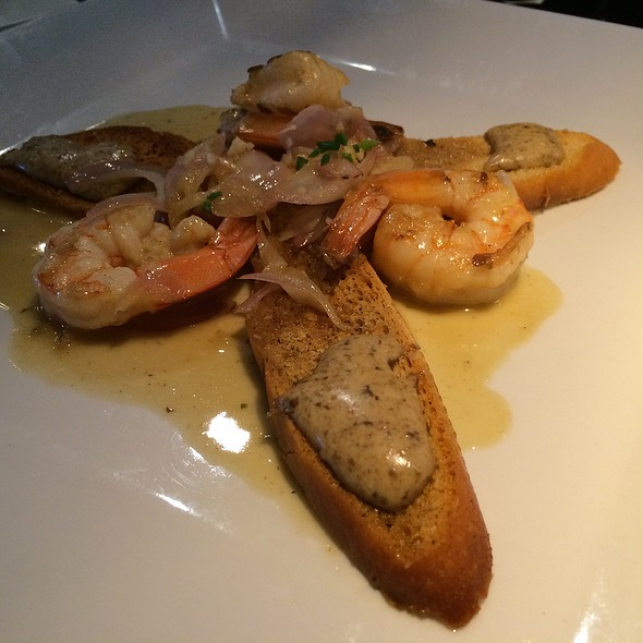 Shrimp Bruschetta - Sonoma Wine Bar & Bistro - Virginia Beach, Virginia Beach, VA