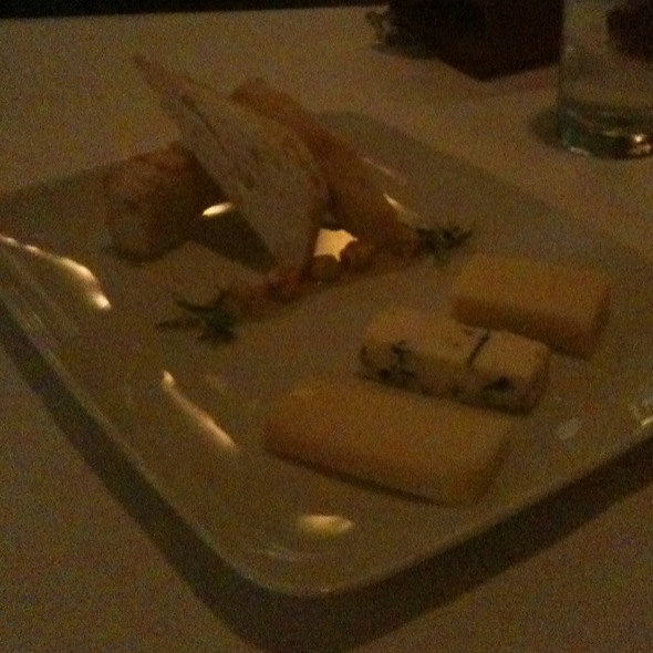 Cheese Plate - Interim Restaurant & Bar, Memphis, TN