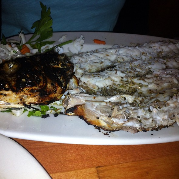 Grilled Fish - Greek Taverna - Edgewater, Edgewater, NJ