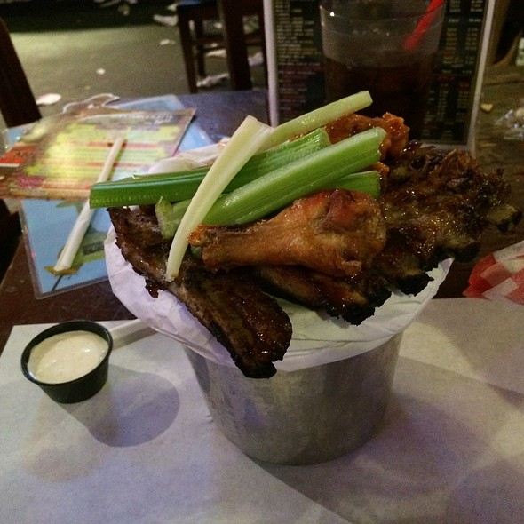 Ribs N' Wings - Dick's Last Resort - San Diego -  Permanently Closed, San Diego, CA