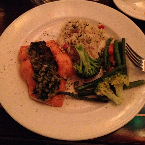 Salmon Rockefeller - Big Fish - Dearborn, Dearborn, MI