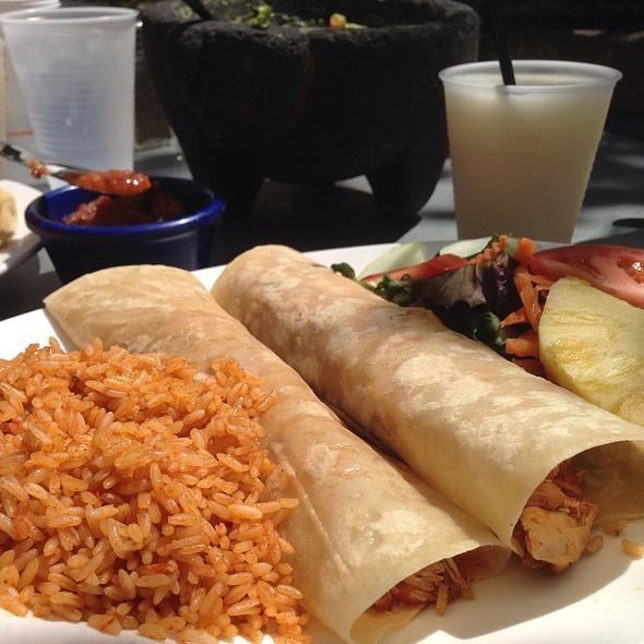 Chicken Tacos - El Rio Grande, New York, NY