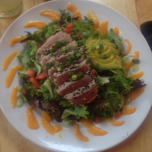 Seared Ahi Salad - Solid Grill & Bar, Boise, ID