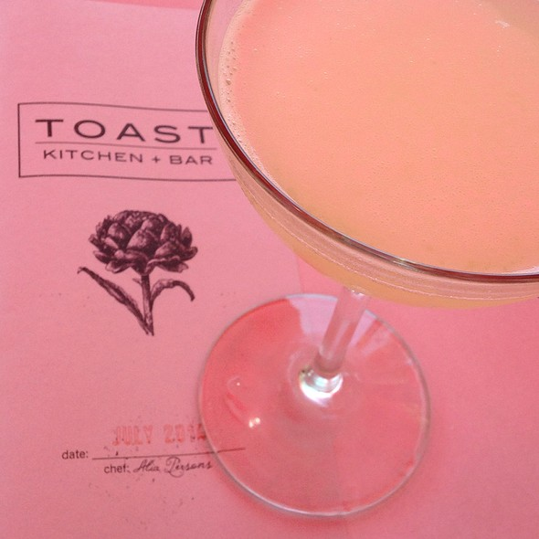 Alternative Medicine - TOAST kitchen+bar, Oakland, CA