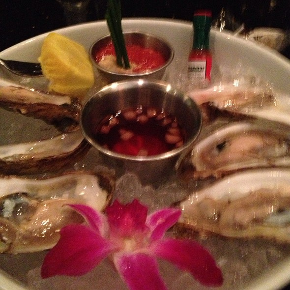 Wellfleet Oysters - Prime at Saratoga National, Saratoga Springs, NY