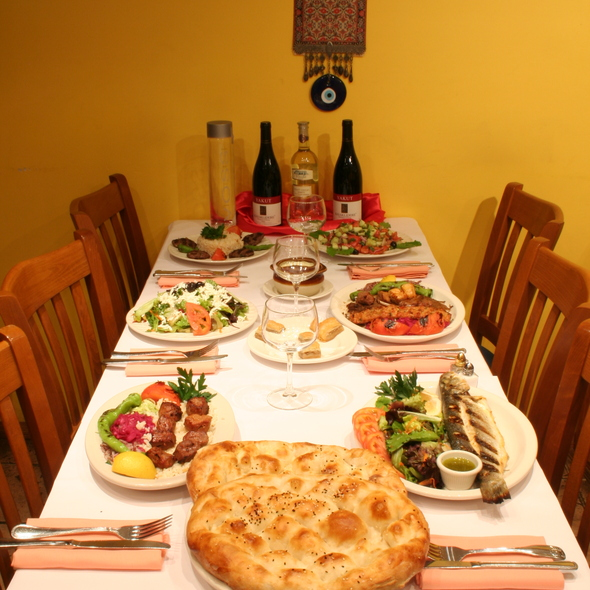 Join Us For Dinner - Seven's Mediterranean Turkish Grill, New York, NY