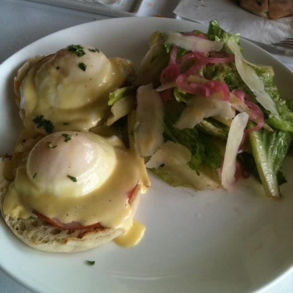 Eggs Benedict - Communal, Provo, UT