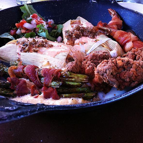 Starter Sampler - Reata Restaurant-Alpine, Alpine, TX