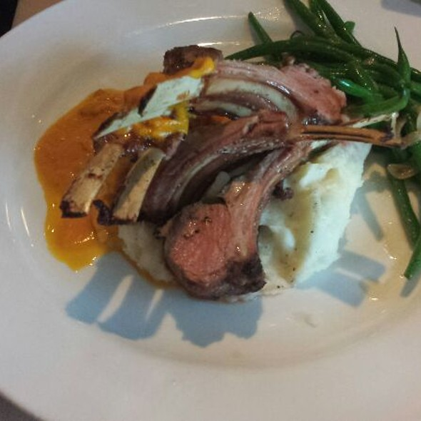 Rack of Lamb - LaSalle Grill, South Bend, IN