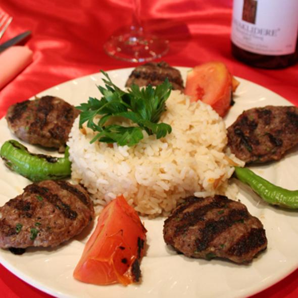 Kofte kebab - Seven's Mediterranean Turkish Grill, New York, NY