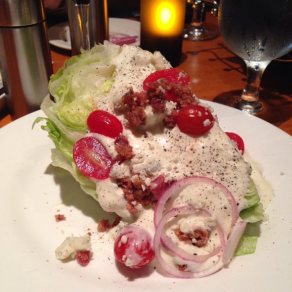 Wedge Salad - Octagon, Mystic, CT