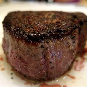 Filet Mignon - Del Frisco's Double Eagle Steak House - Houston, Houston, TX