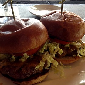Cheeseburger Sliders - Kona Grill - Tampa, Tampa, FL