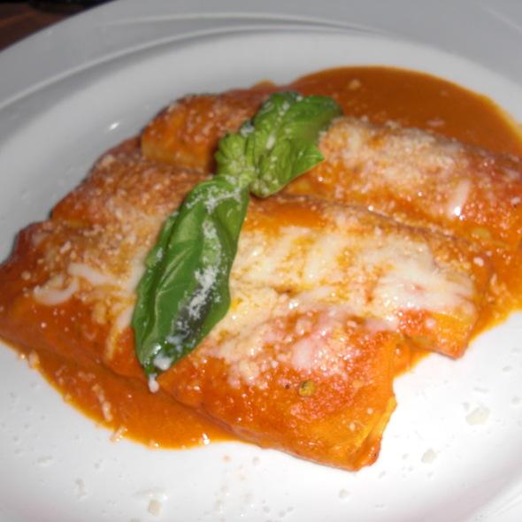 Chicken Cannelloni - Gaetano's Ristorante, Henderson, NV