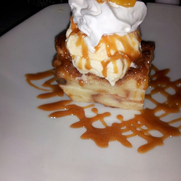Bread Pudding - Tigín Irish Pub & Restaurant - St. Louis, Saint Louis, MO