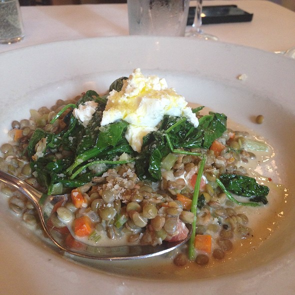 Lentils - Francesca's on Chestnut, Chicago, IL
