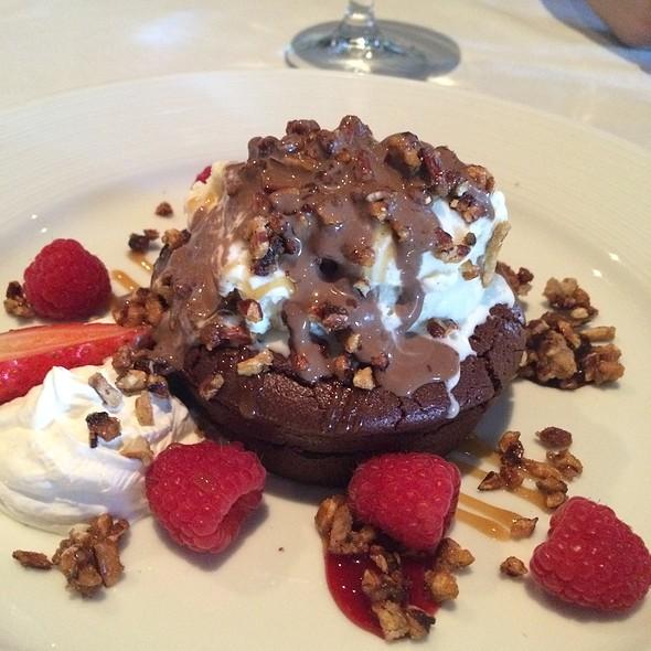 Chocolate Souffle - Spaggi's, Upland, CA