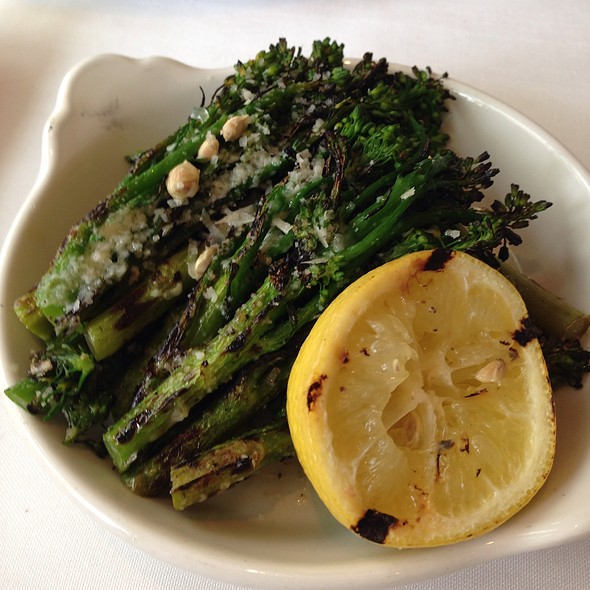 Broccolini - The Grill on the Alley - Dallas, Dallas, TX