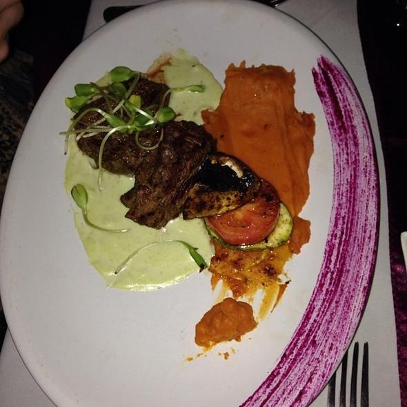 platillo 5 - Alux Restaurante, Playa del Carmen, ROO