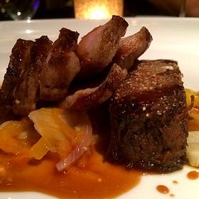 Iberico Pork Loin - Sage - Aria, Las Vegas, NV